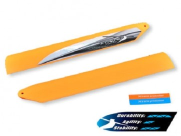 Xtreme Blade 130X Tough Main Blade Orange B130X15-O