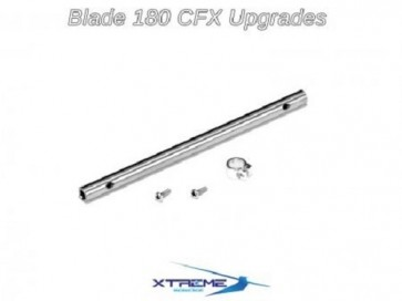 Xtreme Blade 180CFX Lite Weight Hollow Steel Main Shaft B180X02-S