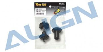 Align Trex 700E M1 Torque Tube Front Drive Gear Set/21T H7NG001AXW