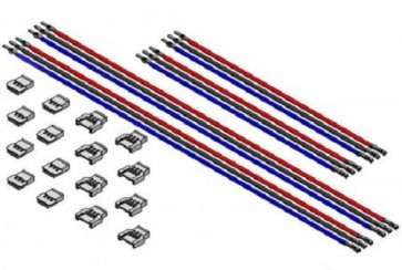 Xtreme Blade 200QX MR200 Motor Extension Wires Set MR200P07