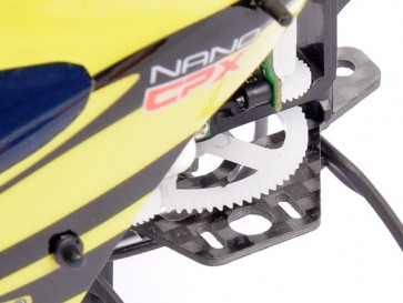 Xtreme Blade Nano CPX Cabon Panel for Brushless Conversion NACPX04