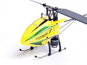 Xtreme Blade Nano CPX Canopy Yellow NACPX09-Y
