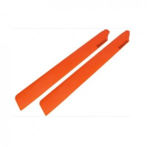 Rakon Plastic Main Blade 246mm-Orange Blade 300X 300X208-O