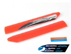 Xtreme Blade 130X Tough Main Blade Red B130X15-R