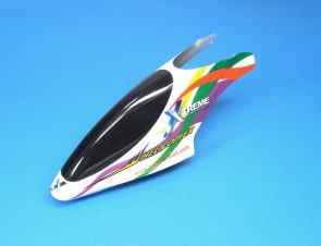 Xtreme Blade CX2 Lama V4 Sport Canopy w Decal sheet Color Tone BCX010