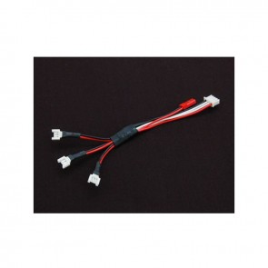 Xtreme Blade MSR Charging Cable for 3pcs MCX / MSR 1s Lipo EA-057-A