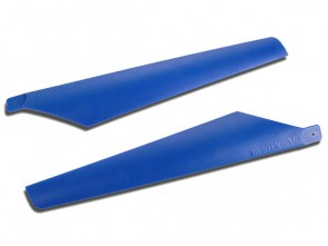 Xtreme Lama V3 Hard Blade for Lama and CX 1 pair Upper Blue ESL005-B