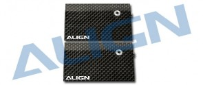 Align Trex 500/550E 500 Carbon Fiber Flybar Paddle A H50118