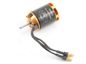 Scorpion Brushless Motor (4400Kv) with 3.17 mm Shaft HK-2221-6V2