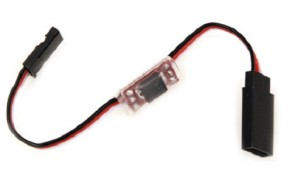 Tail Servo Step-Down Voltage : LED Version (WRL-STVRL) SER1502